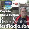 SFR Body & Spirit E5 with Coyote Chris Sutton