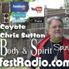 SFR Body & Spirit E8 Spirit Animals with Chris Sutton