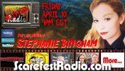 Stephanie Bingham SF13 E25