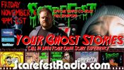 Paul Bradford with Ghost Stories SF13 E51