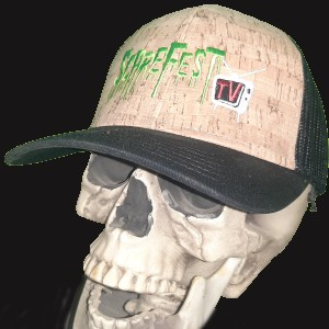 SFRTV Trucker Hat, Cork