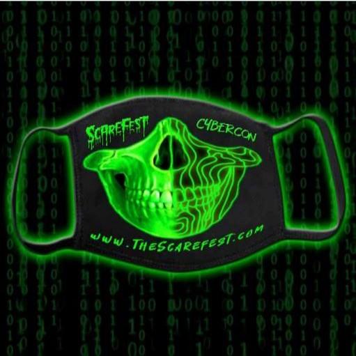 Cybercon Mask