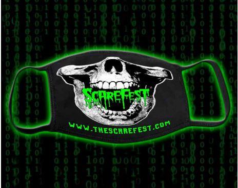 Scarefest Mask