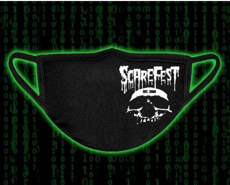 Scarefest Logo Mask