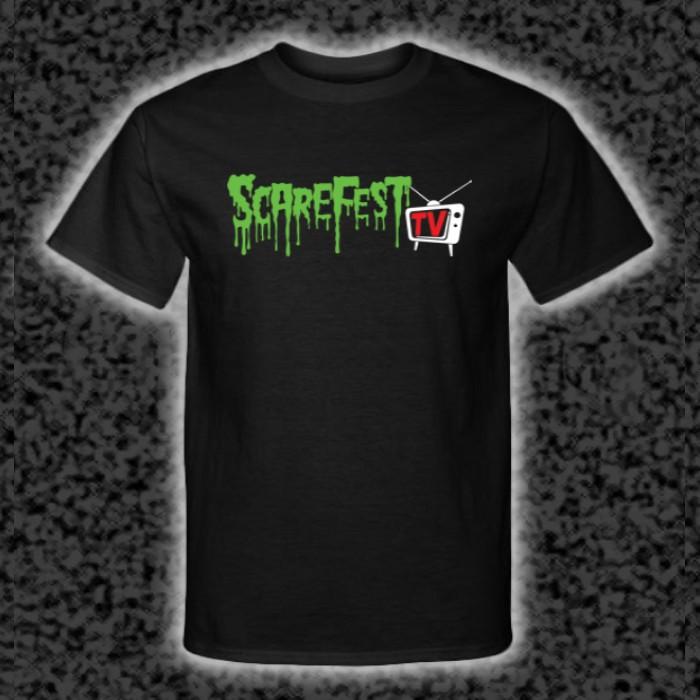 Scarefest Radio T-Shirt