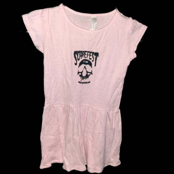 Scarefest Toddler Dress