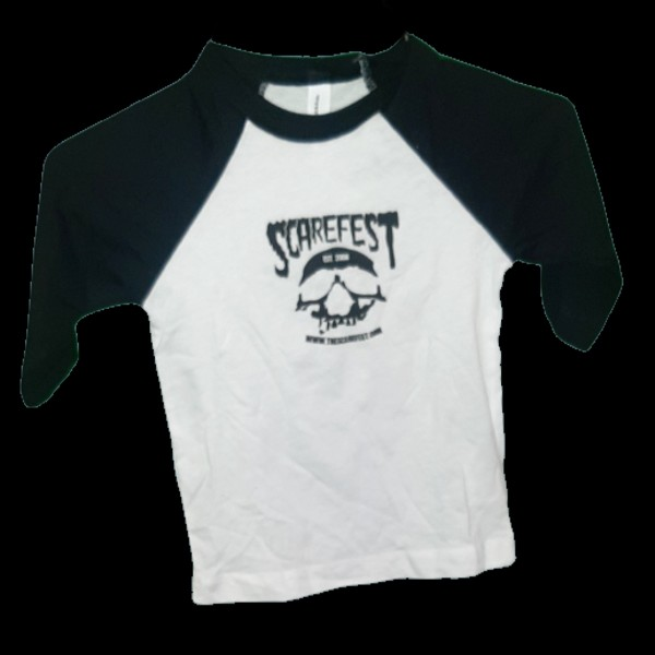 Scarefest Toddler Jersey T